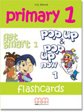 Get smart 1 Flashcards Cover