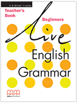 Live English Grammar Beginners TB Cover